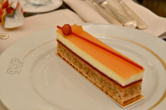 Crème d'olive et framoise