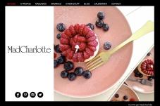 MadCharlotte webpage